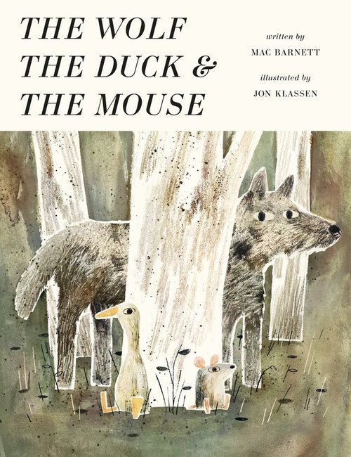 The Wolf, the Duck, and the Mouse book