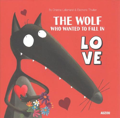 The Wolf Who Wanted to Fall in Love book