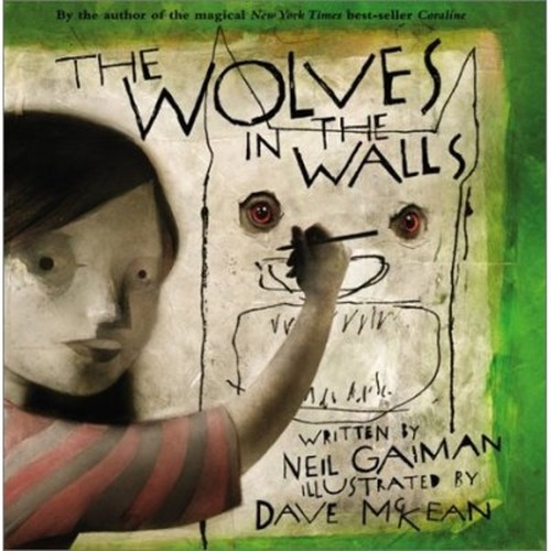 The Wolves in the Walls book