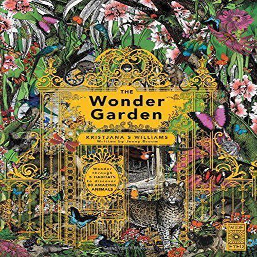 The Wonder Garden book