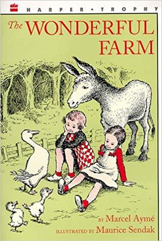 The Wonderful Farm book