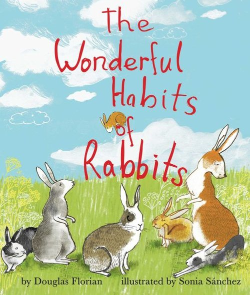 The Wonderful Habits of Rabbits book