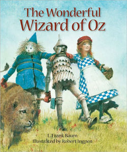 The Wonderful Wizard of Oz book