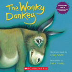 The Wonky Donkey book