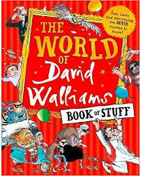 The World of David Walliams Book of Stuff book