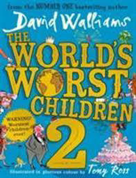 The World's Worst Children 2 book