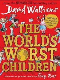 The World's Worst Children book