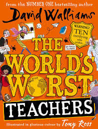 The World's Worst Teachers book
