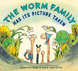 The Worm Family Has Its Picture Taken book