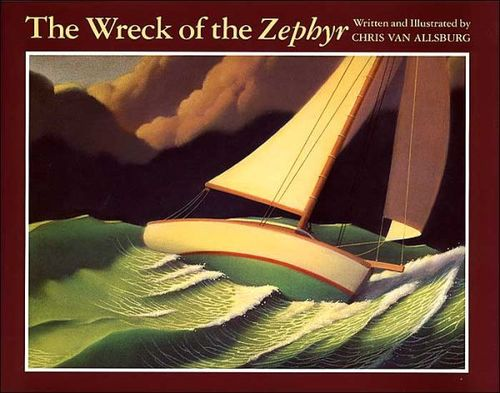 The Wreck of the Zephyr book