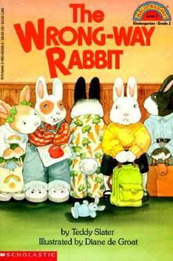 The Wrong-Way Rabbit book