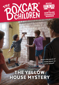 The Yellow House Mystery book