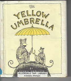 The Yellow Umbrella book
