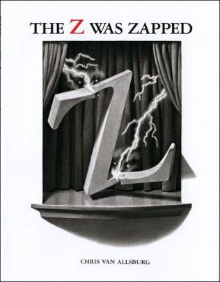 The Z Was Zapped: A Play in Twenty-Six Acts book