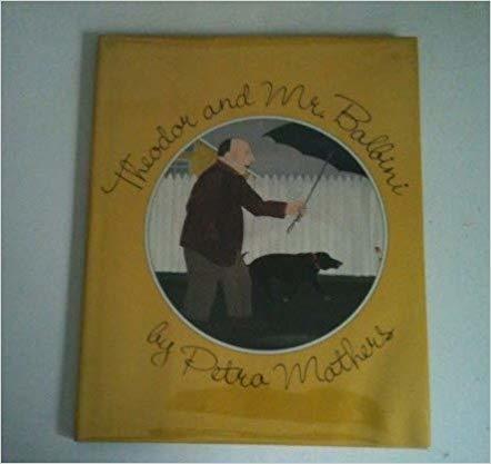 Theodor and Mr. Balbini book