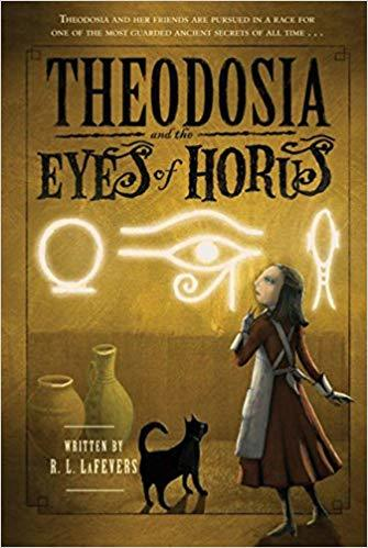 Theodosia and the Eyes of Horus book