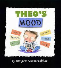 Theo's Mood book