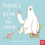There's a Bear on My Chair book