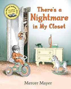 There's a Nightmare in My Closet book