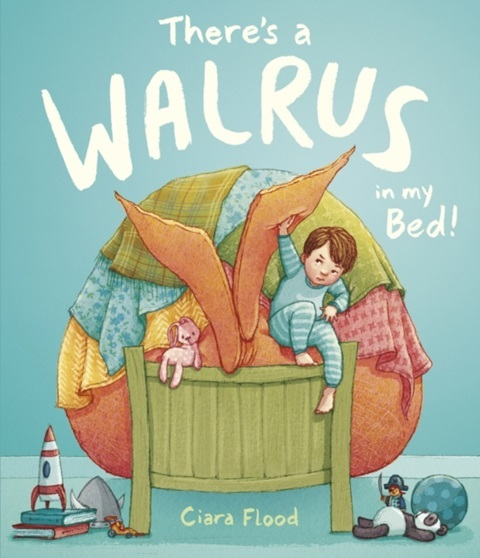 There's a Walrus in My Bed! book