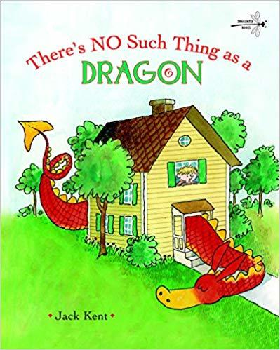 There's No Such Thing As a Dragon book