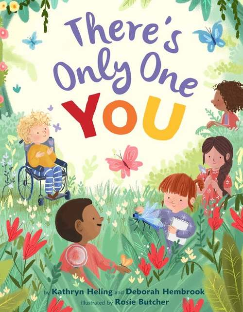 There's Only One You book