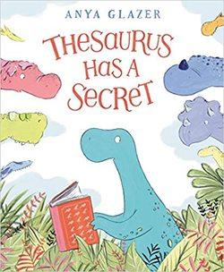 Thesaurus Has a Secret book
