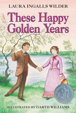 These Happy Golden Years book