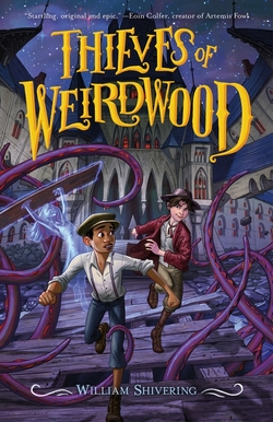 Thieves of Weirdwood book