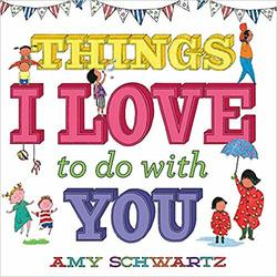 Things I Love to Do with You book