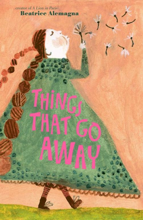 Things That Go Away book