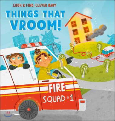 Things that Vroom! book