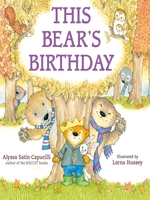 This Bear's Birthday book