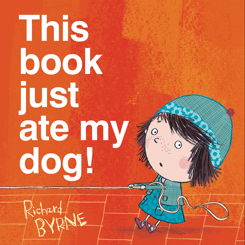 This book just ate my dog! book
