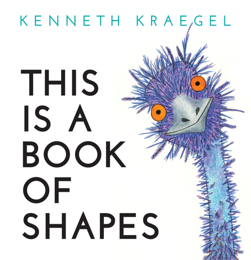 This Is a Book of Shapes book