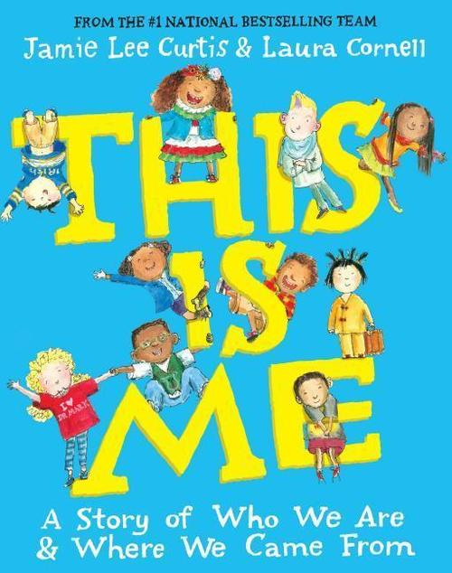 This Is Me book