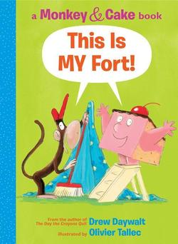 This Is My Fort! book