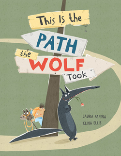 This Is the Path the Wolf Took book