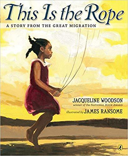 This Is the Rope book