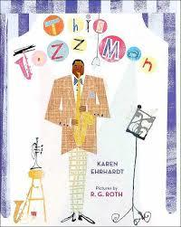 This Jazz Man book