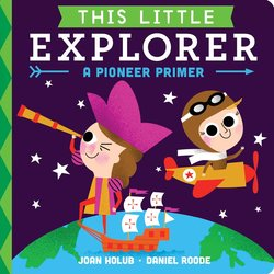 This Little Explorer book