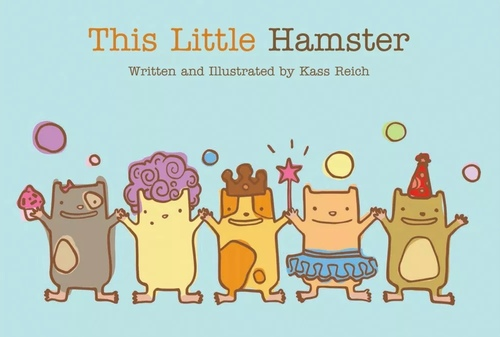 This Little Hamster Book