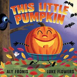 This Little Pumpkin book