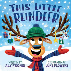 This Little Reindeer Book