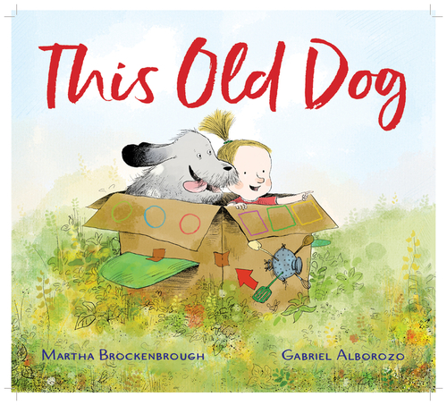 This Old Dog book