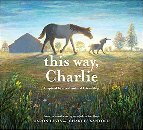 This Way, Charlie book