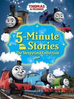 Thomas & Friends 5-Minute Stories: The Sleepytime Collection book