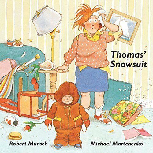 Thomas' Snowsuit book