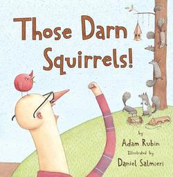 Those Darn Squirrels! book