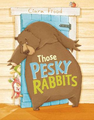 Those Pesky Rabbits book